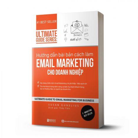 Hướng dẫn bài bản cách làm Email Marketing cho doanh nghiệp   Ultimate Guide Series - avibooks