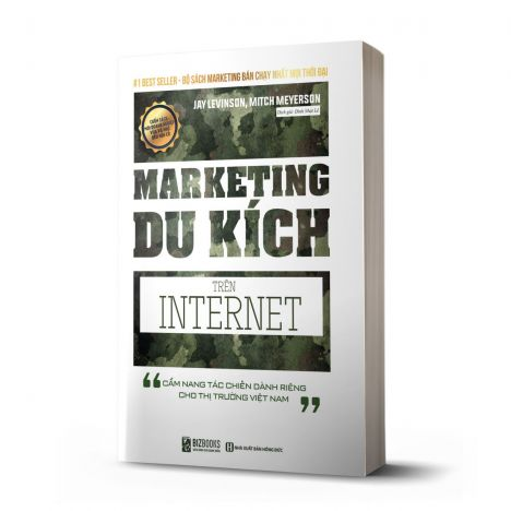 Marketing Du Kích Trên Internet - Cẩm nang tác chiến dành riêng cho thị trường Việt Nam - avibooks