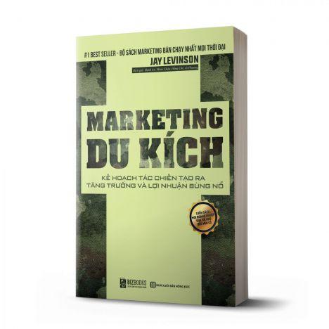 Marketing Du Kích: Kế Hoạch Tác Chiến Tạo Ra Tăng Trưởng Bùng Nổ Lợi Nhuận - avibooks