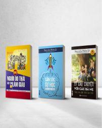 Bộ sách nuôi dạy con cha mẹ nên đọc một lần trong đời - avibooks