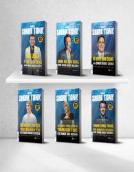 Bộ sách Sharktank: Mưu lược trong kinh doanh (tặng kèm Boxset) - avibooks