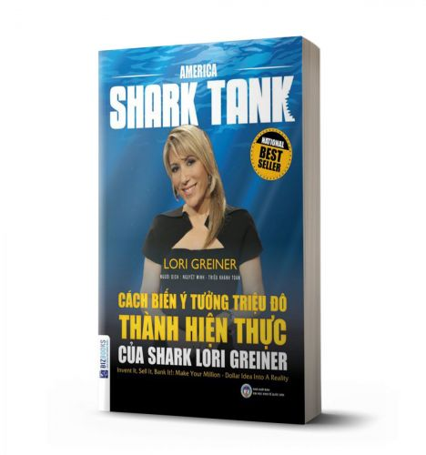 Cách biến ý tưởng triệu đô thành hiện thực của Shark Lori Greiner - avibooks