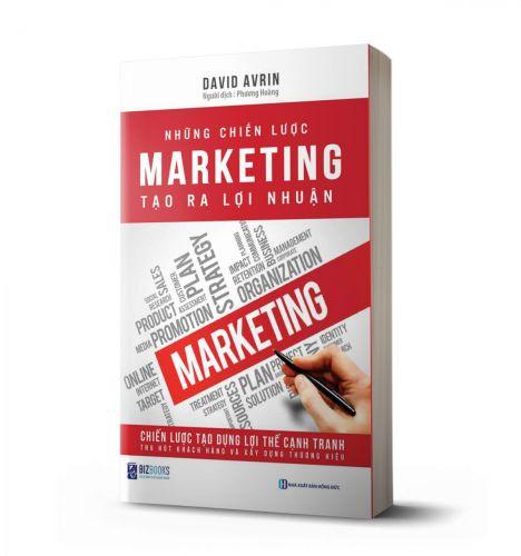 Những chiến lược Marketing tạo ra lợi nhuận - avibooks