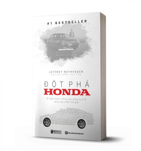 Đột phá Honda - Bí Mật Thành Công Của Công Ty Xe Sáng Tạo Nhất Thế Giới - avibooks