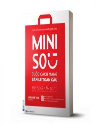 Miniso: Cuộc cách mạng bán lẻ toàn cầu - avibooks