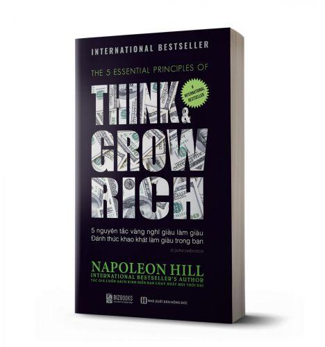 5 nguyên tắc vàng nghĩ giàu làm giàu - Đánh thức khao khát làm giàu trong bạn - avibooks