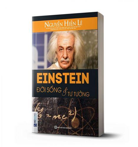 Einstein - Đời Sống Và Tư Tưởng - Nguyễn Hiến Lê - avibooks