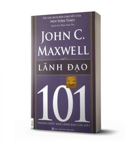 Lãnh đạo 101 - Leadership 101 - avibooks