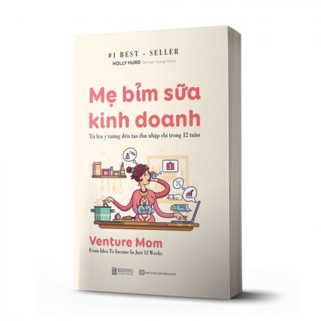 Mẹ Bỉm Sữa Kinh Doanh Online - avibooks